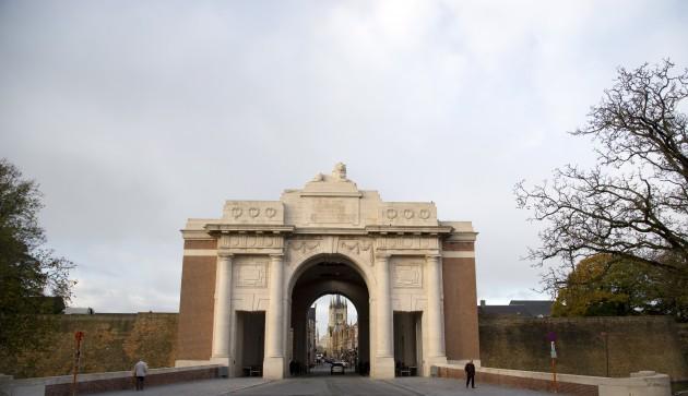Belgium Great War Armistice