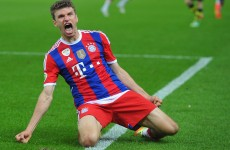 Thomas Muller: I turned down a move to Manchester United