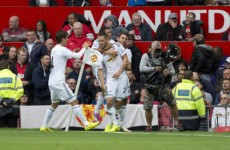 As it happened: Manchester United v Swansea, Premier League