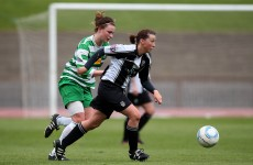 Raheny boss urges 'equal funding' for men and women's domestic soccer