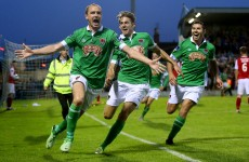 Cork City breathe new life into title challenge with narrow victory over St. Pat's