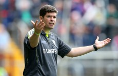 Eamonn Fitzmaurice – 'It looked like the game had gone away from us'