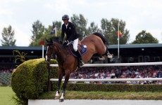 One-eyed wonder horse does it again for Ireland's Trevor Breen