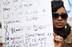 """""""Appalled"""": Two asylum seekers transferred after protests at Direct Provision centre"""