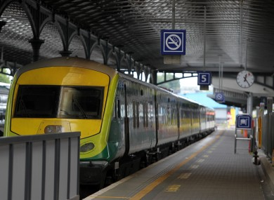 irish rail strike