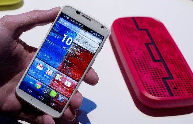 Google Motorola Smart Phone