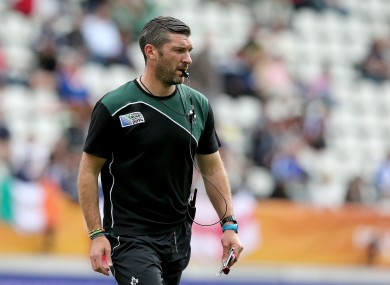 McWilliams has learned much during his time with Ireland Women.