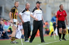 'I think it will be a big mistake if Brian Cody starts Henry Shefflin'
