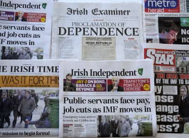 the irish examiner newspaper ireland