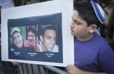 Israel destroys West Bank homes of three Palestinians suspected of murdering teenagers