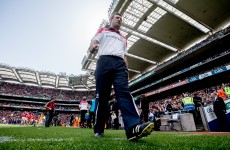 Should JBM come back for another shot with Cork next year? Ronan Curran says yes
