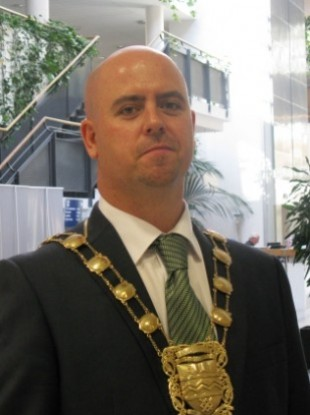 Cathal King, pictured in 2012
