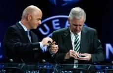 Arsenal draw Besiktas, Celtic get Maribor in Champions League play-off