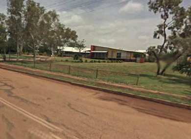 Halls Creek, the Western Australian town the 25-year-old gave birth in.