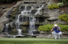 Victory needed for Harrington to make Fed Ex Playoffs