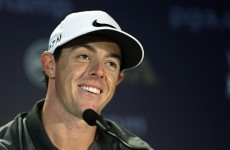 McIlroy seeks fourth win in a row as playoffs open