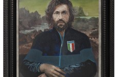 Europe's top footballers immortalised in series of fine art type portraits