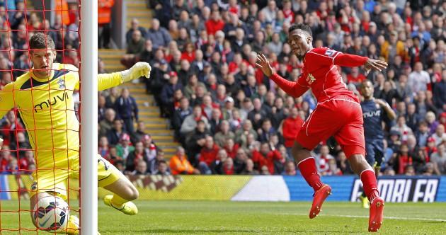 Sterling, Sturridge see Liverpool past Saints