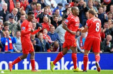 Liverpool are a stronger team this year – Sturridge