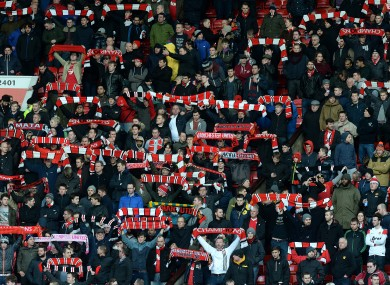 United supporters can no longer bring laptops or tablets into Old Trafford.