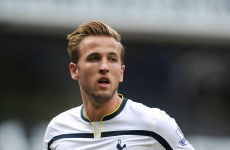 Tottenham striker Harry Kane rules out playing for Ireland