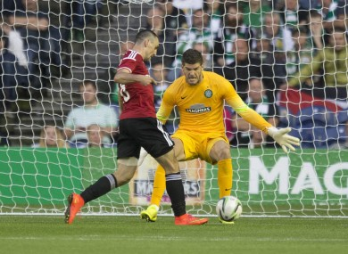 Celtic were comprehensively beaten by Legia but still progressed owing to a technicality.