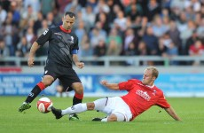 Giggs scores a Panenka but the Class of '92 lose 5-1 to Salford City