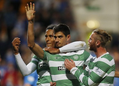Celtic have progressed in the Champions League owing to a technicality.