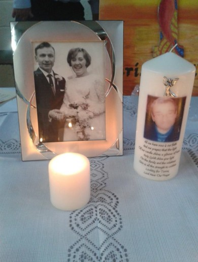 """""""It's getting difficult to keep hope."""" Tom Kennedy's family hold 'Light of Hope' service as search goes on"""