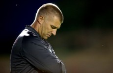 Shamrock Rovers terminate Croly's contract by mutual agreement