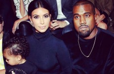 North West sat in the front row of Paris Fashion Week aged 14 months… The Dredge