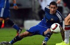Falcao relishing Di Maria partnership at Man Utd