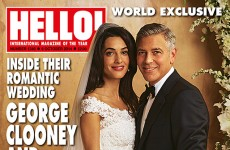 George Clooney says being married is 'pretty damn great' … It's the Dredge