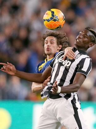 Juventus' Paul Pogba has received high praise from Alessio Tacchinardi.