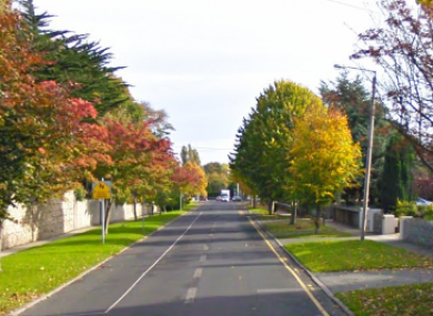 Cross Avenue in Blackrock (File photo)