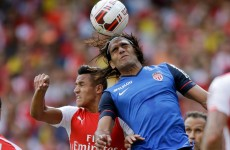 Sky crank up the Deadline Day hype with report of Falcao to Man United
