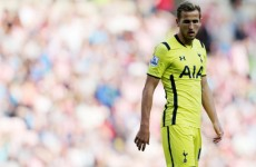 Harry Kane appears to think you get three points for winning a League Cup game