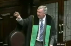 """""""You won't say quiet to me, sir"""": Check out this 2007 clip of Enda clashing with a furious Ceann Comhairle"""