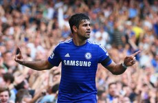 'A risk and a doubt': Mourinho praises character of Costa to overcome niggling injuries
