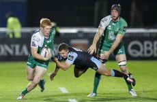 Connacht's winning run ends, Ulster shocked and all the Pro12 highlights