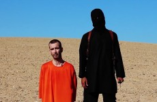 """""""He was a hero"""" – Condemnation after Islamic State beheads British hostage"""