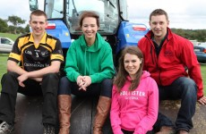 Young farmers add their support for gay marriage ahead of referendum