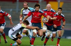 Analysis: Van den Heever's attacking power stands out for Munster