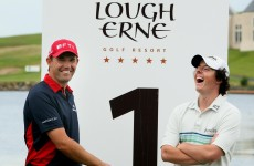 Why Padraig Harrington's first major win was a 'defining moment' for Rory McIlroy