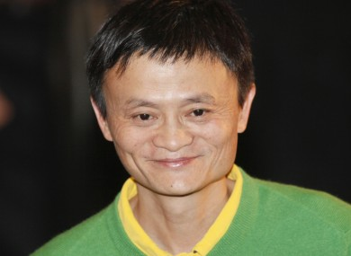 May well Jack Ma Yun smile.