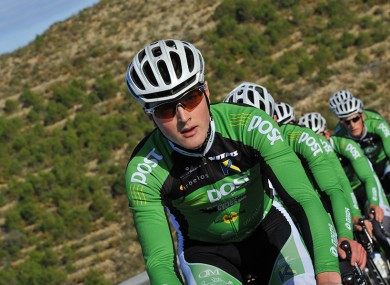 Jack Wilson features in the Tour of Britain, which gets underway this Sunday.