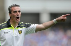 Clubs' decision paved the way for Donegal's Dublin success – McGuinness
