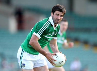 John Galvin has been a key player for Limerick over the last decade.