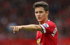 Fractured rib for Herrera takes Man United's injury list to 11 first team players