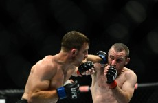Ireland's Neil Seery heading Down Under for latest UFC fight